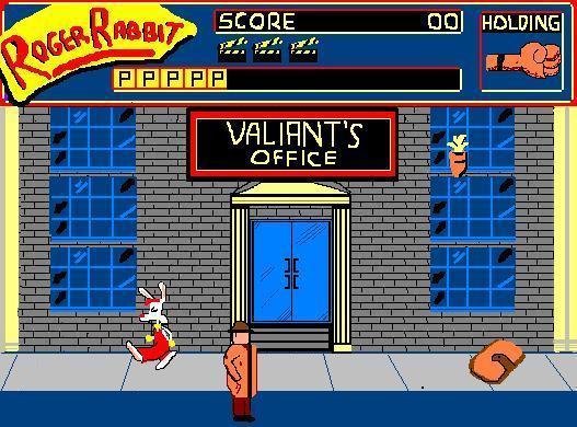who framed roger rabbit - Who Framed Roger Rabbit Nes