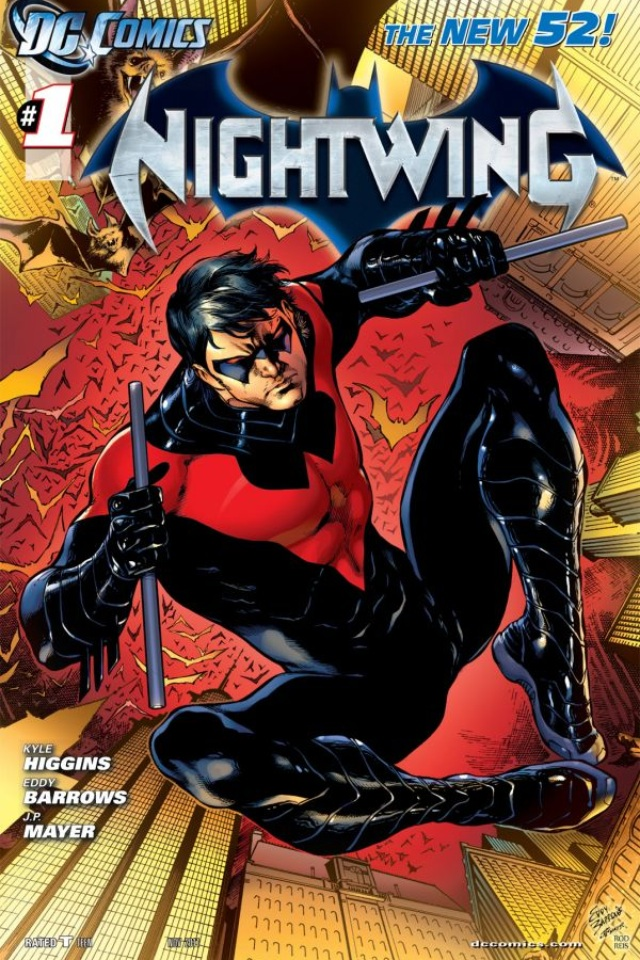 DC New 52 : NIGHTWING Nightwing
