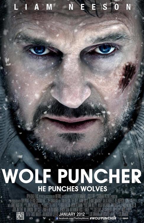 Wolf Puncher