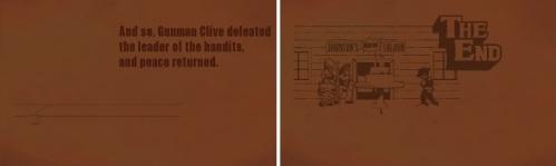 Clive ending
