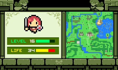 Fairune map