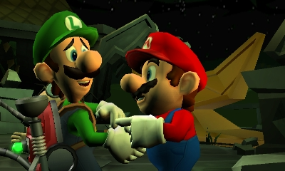 """Weegi!  You save-a Mario!  Way to go!  Number one!"" - actual quote from the game"