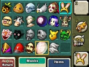 majora masks