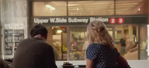 They Came Together subway