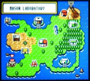 Pokemon Trading map