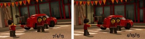 LEGO photos