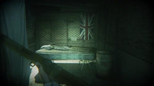 ZombiU bed