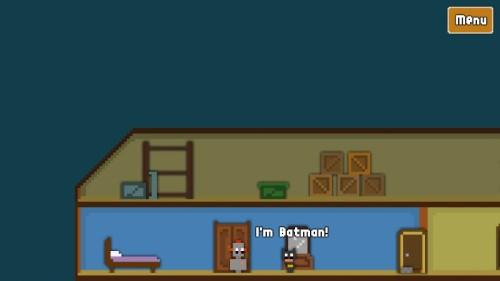 quiet batman