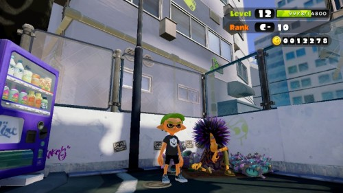 splatoon alley
