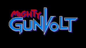 Mighty Gunvolt title