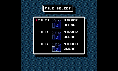 mighty save files