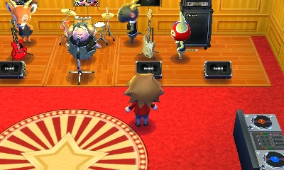 Animal Crossing Punk Club