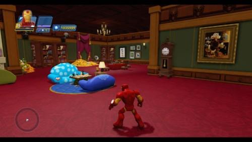 Disney McDuck Manor