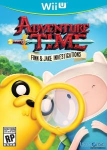 Adventure Time box