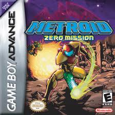 Metroid Zero box