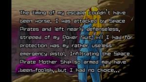 Metroid Zero story