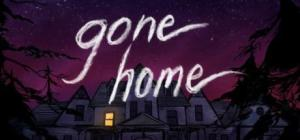 Gone Home title