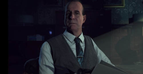 Until Dawn psychiatrist