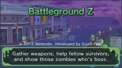 Battleground Z title