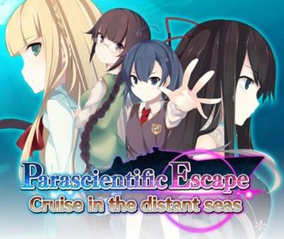 Parascientific Escape Cruise title
