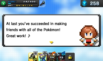 Pokemon Picross friends