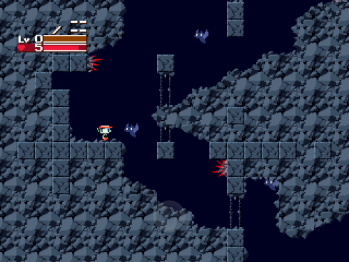 Cave Story cave