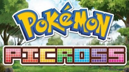 Pokemon Picross title