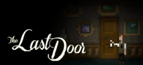 The Last Door title