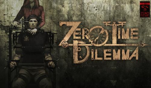 Zero Time Dilemma title