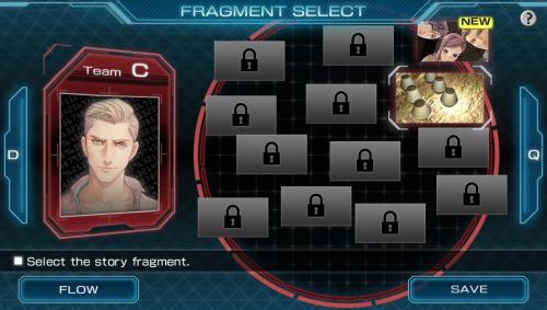 Zero time fragments