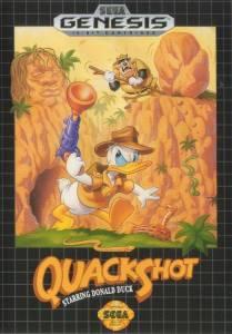 QuackShot box