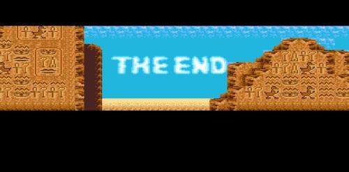 quackshot the end